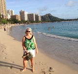 Drouin Ambassador Hawaii Beach
